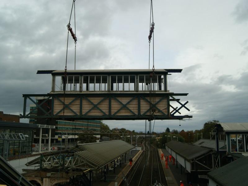 Photo: PP O'Connor bridge removal movie