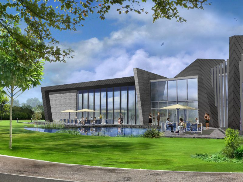 Photo: Wigan approves updated Astley Point plans