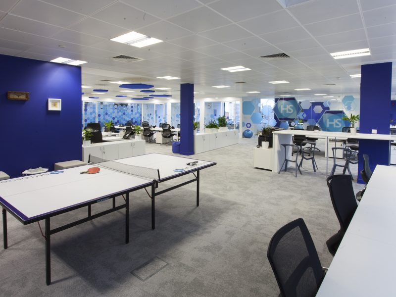 Photo: Fast-growing big data solution provider Hello Soda expand with new HQ at 55 Princess Street, Manchester